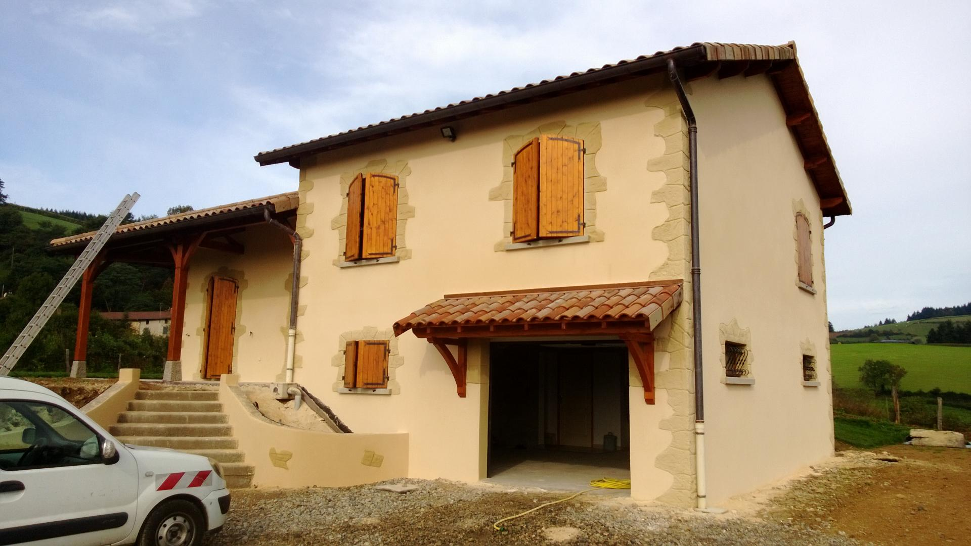 Batiak façade - Villa neuve (69)